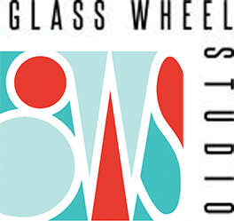 The Glass Wheel Studio logo