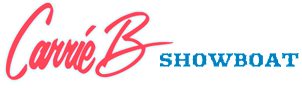 Carrie B Showboat logo