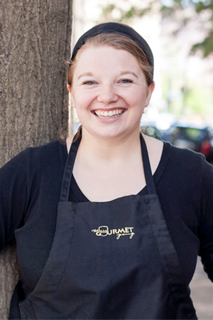 The Gourmet Gang Assistant Manager Kathryn Griner