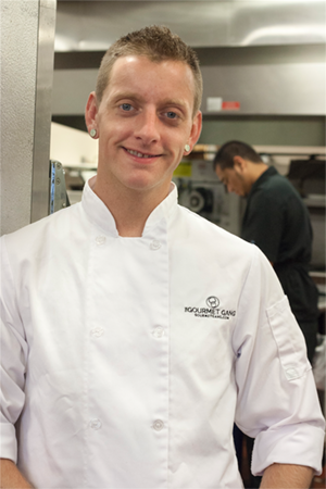 The Gourmet Gang Chef & Event Stylist Jason Doyle